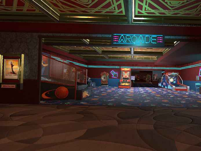 The Afterlife Arcade